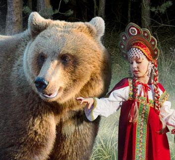 masha et l'ours